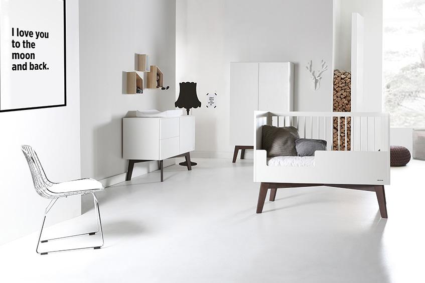 Sixties Blanc / Pin