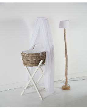 Knitted Blanc - Draper