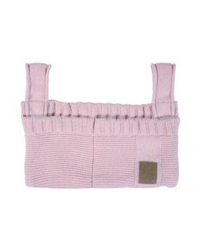 Knitted Rose - Sac de rangement