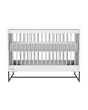 Intense Blanc / Noir - Lit 60x120