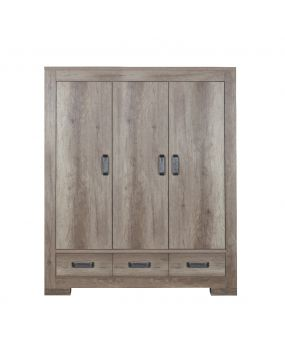 Lodge - Armoire (3 portes)