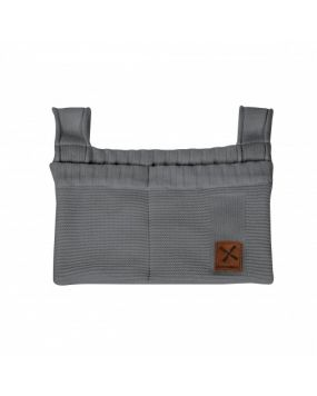 Knitted Anthracite - Sac de rangement